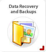 Data Recovery and Backups