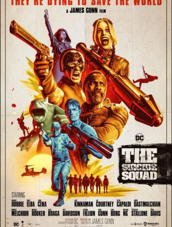 Where to Watch Suicide Squad in Canada?